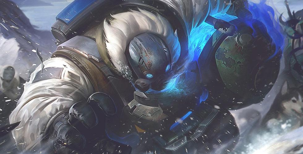 冰原核弹 古拉加斯