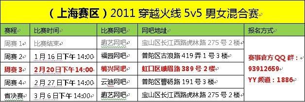 穿越火线yy公告_《穿越火线》官方网站 三亿鼠标的枪战梦想 - 火线报道:【上海 ...