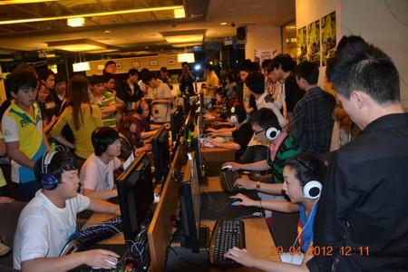 cf2012冠军_火线报道:【上海】CF2012-5v5男女混合赛第二周温柔似水、杀机四 ...