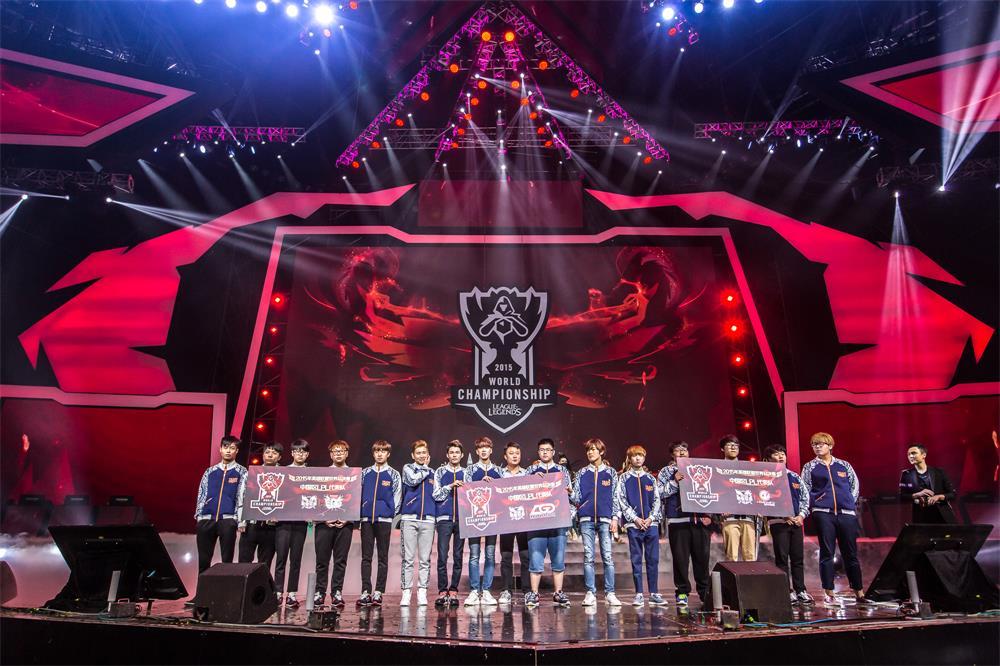 lol二周年庆典直播_lol四周年庆典落幕 全球总决赛中国队三强出炉