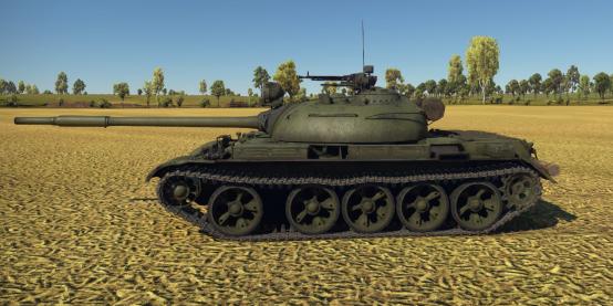 日�yd+9b�_69式中型坦克 开发日志